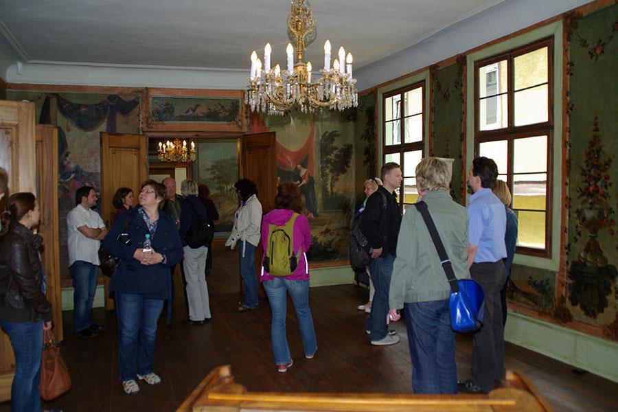 Stadtführung Kaub – Blücher und Napoleon, der Rheinübergang bei Kaub