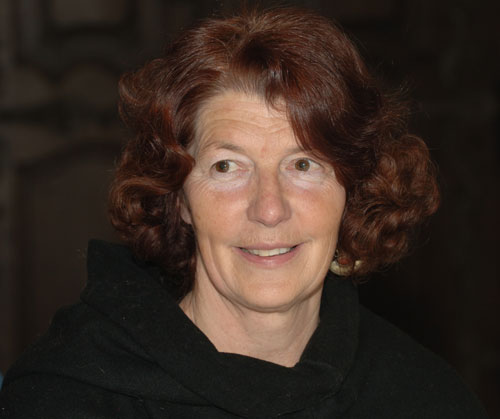 Gästebegleiter: Ute Grassmann