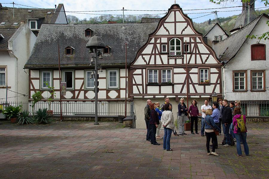 Kaub am Rhein - Eine Stadt im Wandel der Zeit
