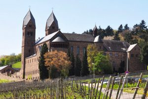 Das Kloster in Eibingen