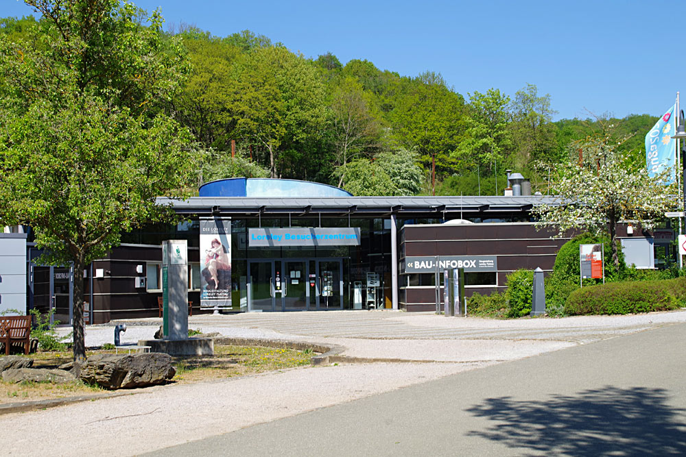Das Loreley Besucherzentrum