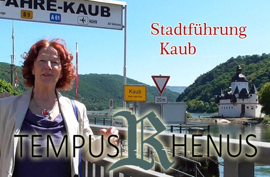 Video – Stadtführung Kaub