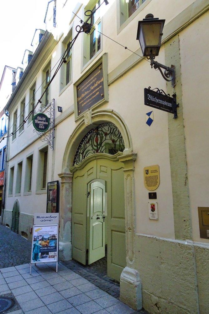 Blüchermuseum Kaub