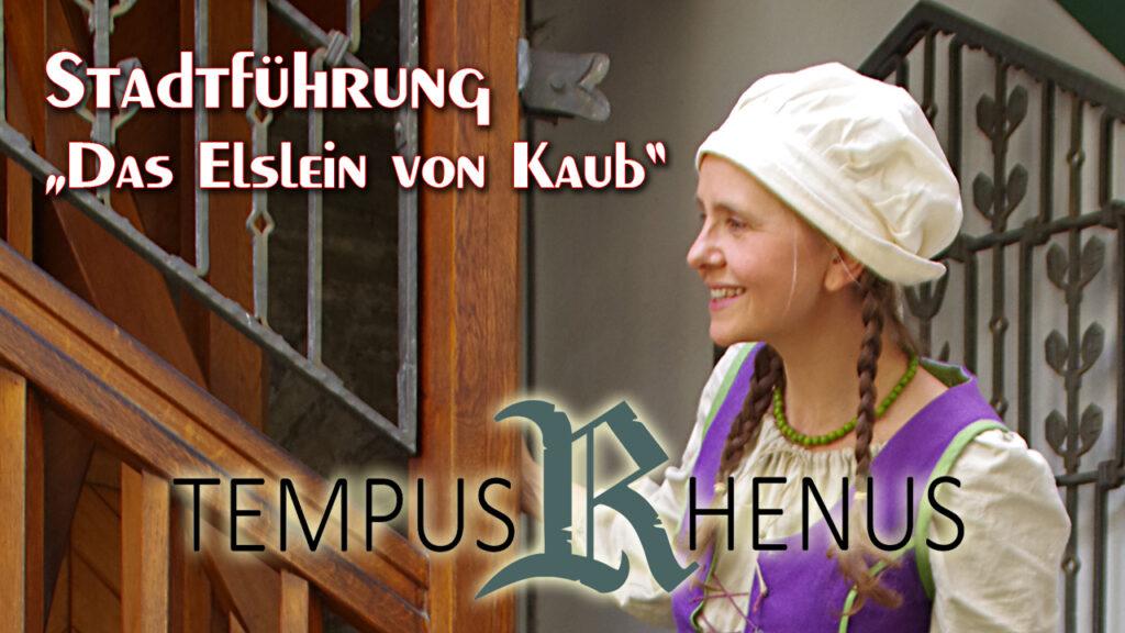 """Video """"Das Elslein von Kaub"""""""