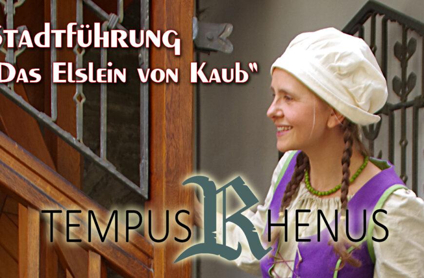 Video – Stadtführung: Das Elslein von Kaub